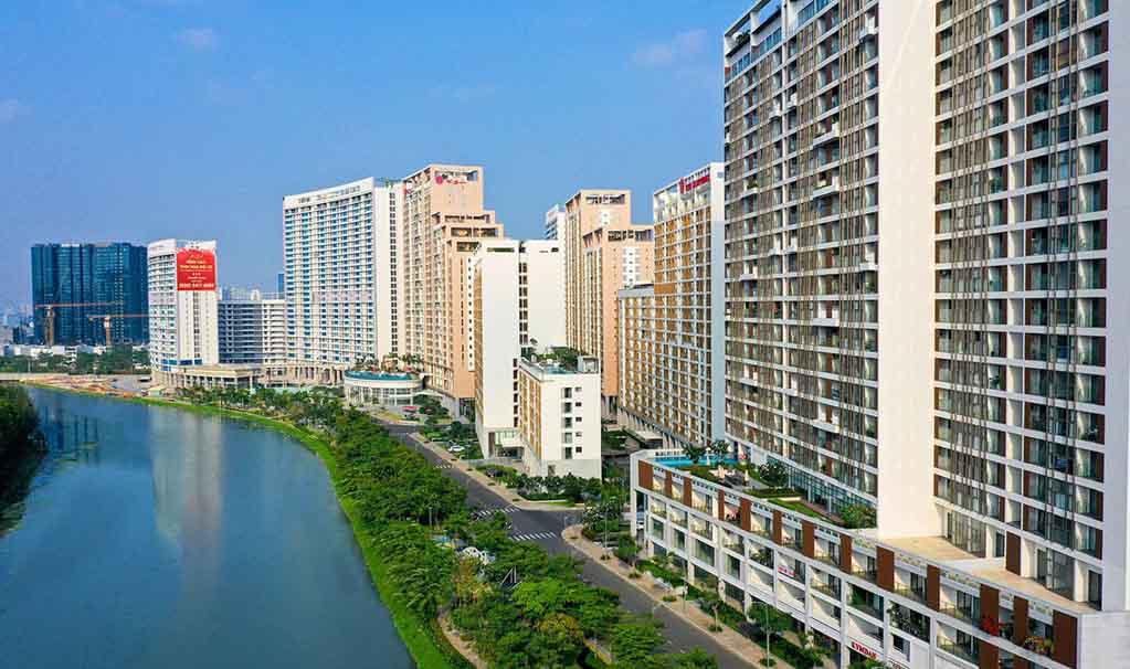 Top 10 dự án hoàn thiện của Phú Mỹ Hưng hiện ra sao?