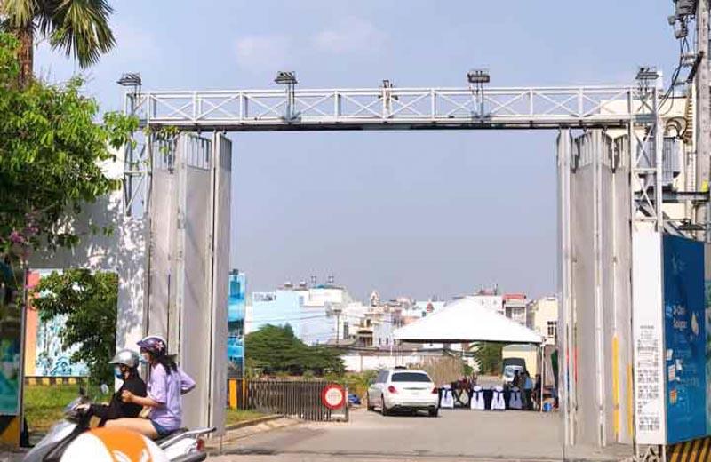 Tiến độ thi công dự án D-One Sài Gòn đến đâu?