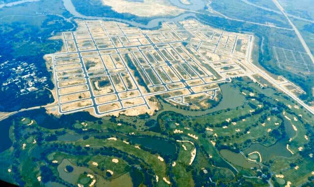 Tiến độ xây dựng dự án Biên Hòa New City cập nhật 2021