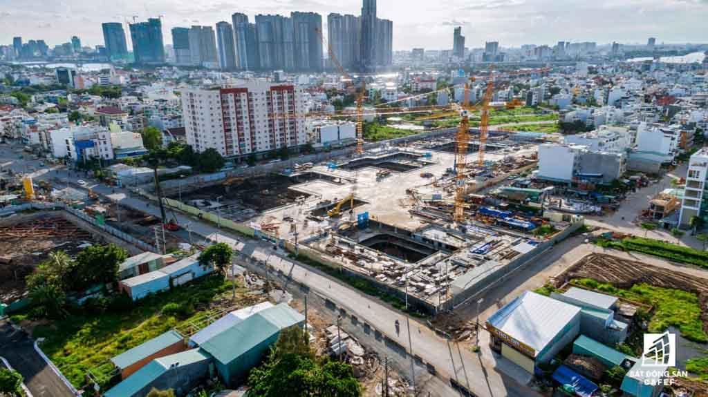 Tiến độ xây dựng dự án Laimian City đã đến đâu?