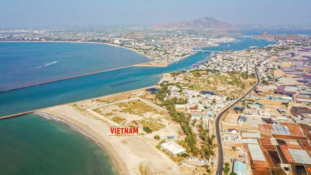 Tiến độ dự án Sailing Bay Ninh Chữ cập nhật 2021