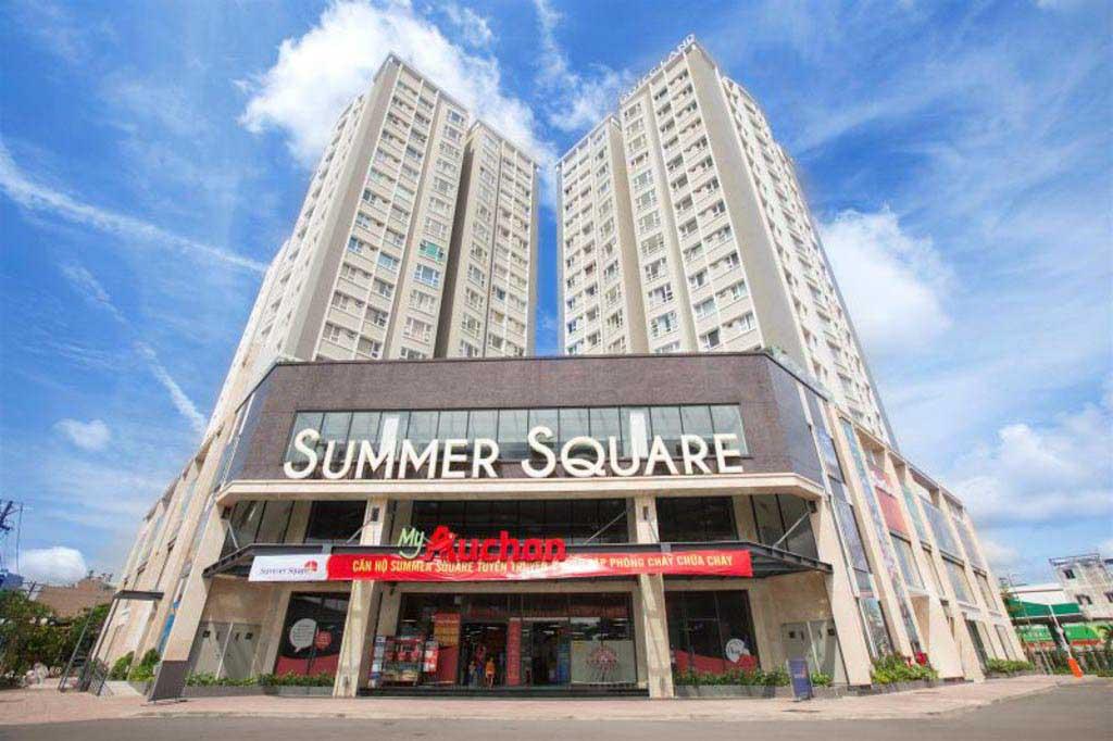 tien do summer square
