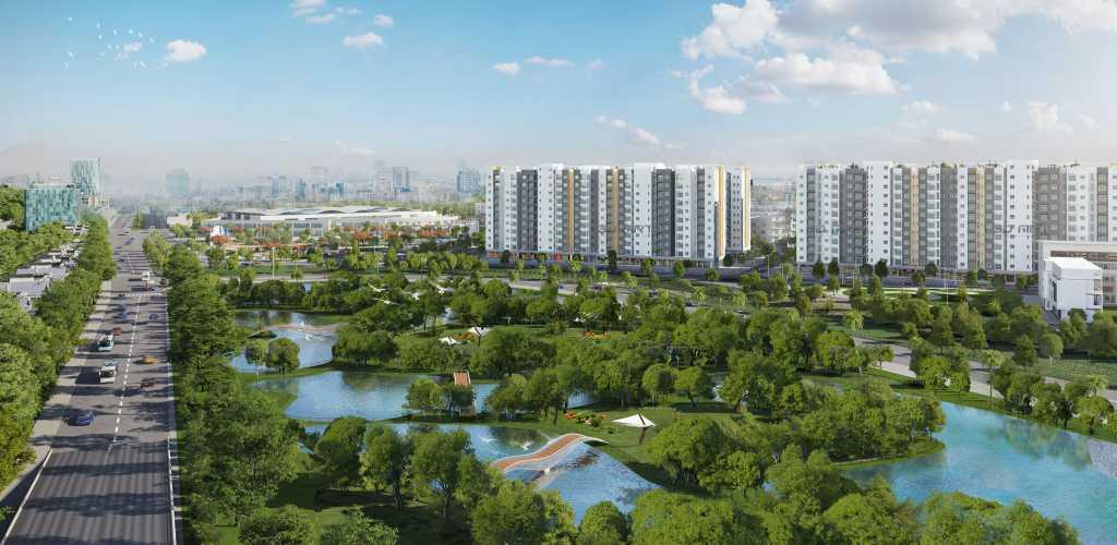 Có nên mua dự án Him Lam Green Park không?