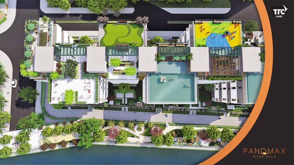 Có nên mua căn hộ Panomax River Villa?