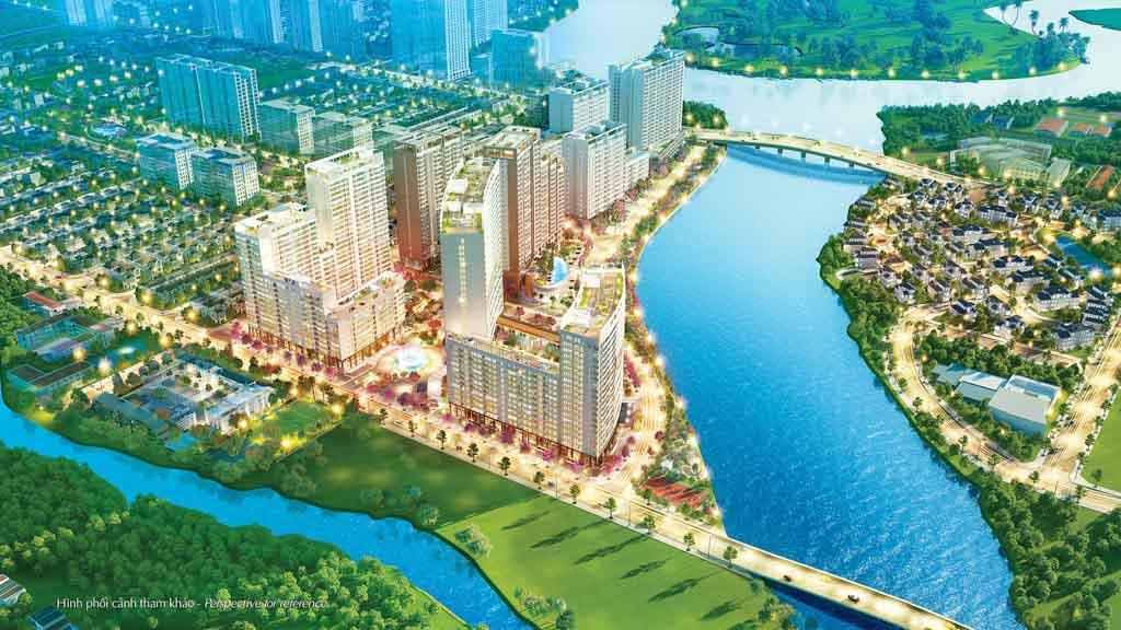 Danh sách dự án mới 2021 của chủ đầu tư Phú Mỹ Hưng