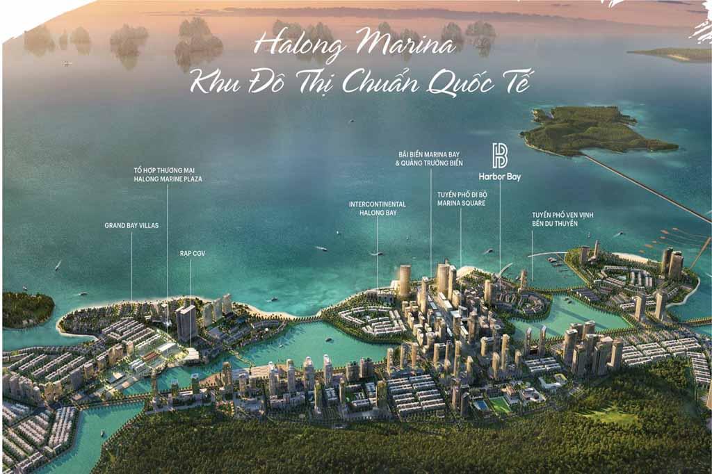 Có nên đầu tư dự án Hạ Long Marina?