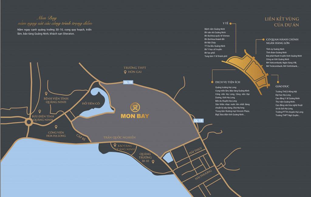 Vị trí Mon Bay Hạ Long có gì tiềm năng?