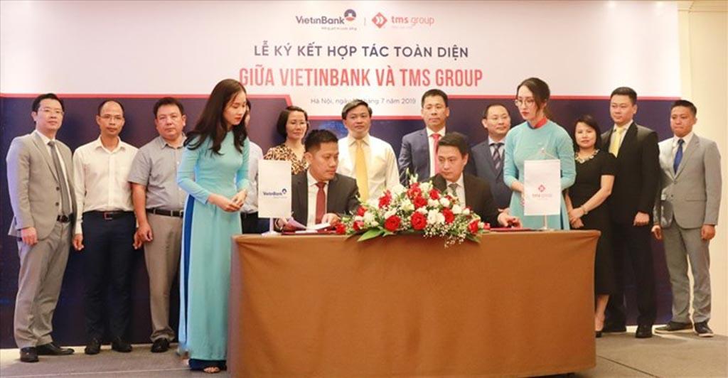 Tại sao Viettinbank lại chọn TMS Group để hợp tác?