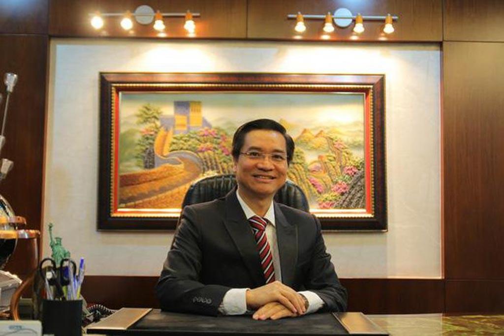 Chủ tịch công ty Thuận Việt là ai?