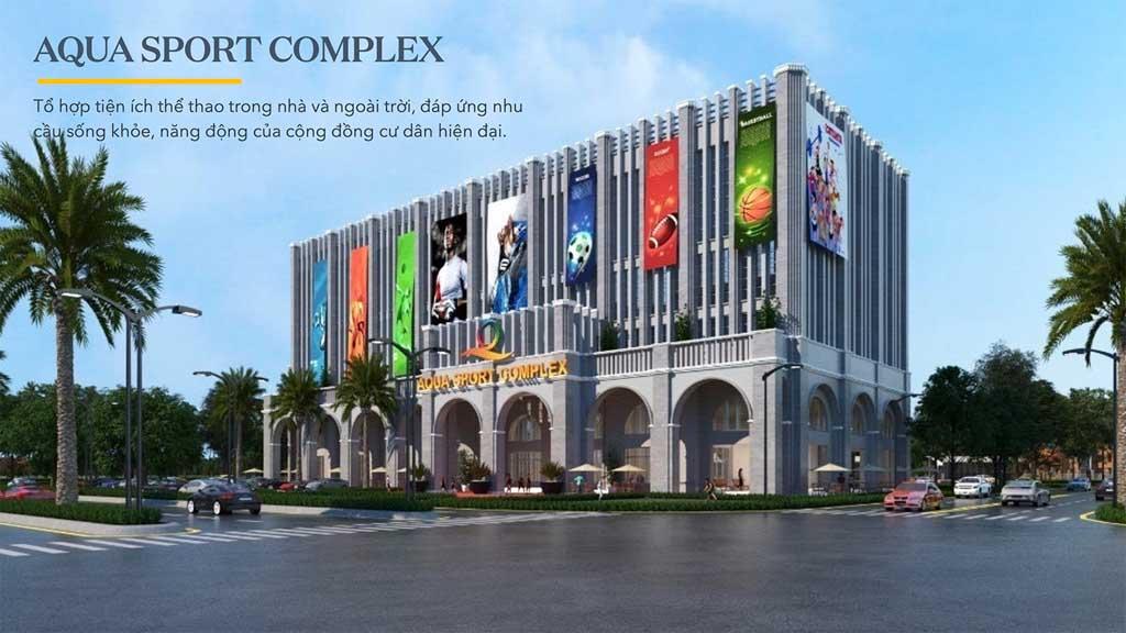 aqua sports complex