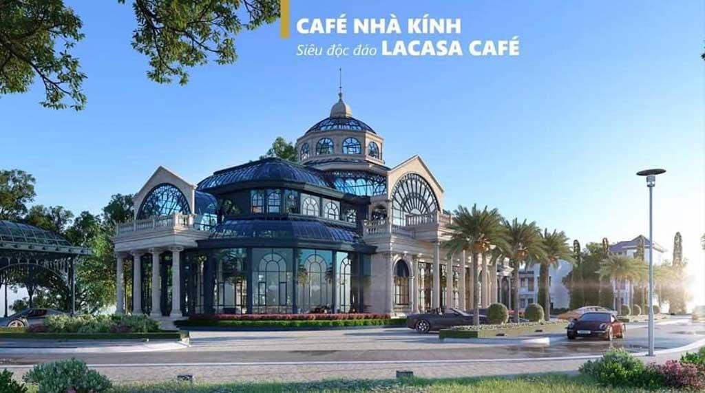 cafe nha kinh sun harbor 1