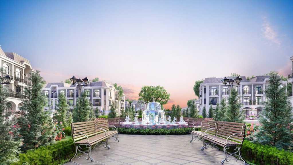 cong vien la villa green city