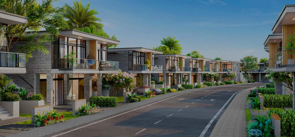 happy beach villas