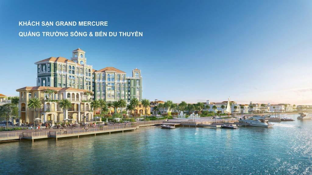 khach san mercure habana island novaworld ho tram