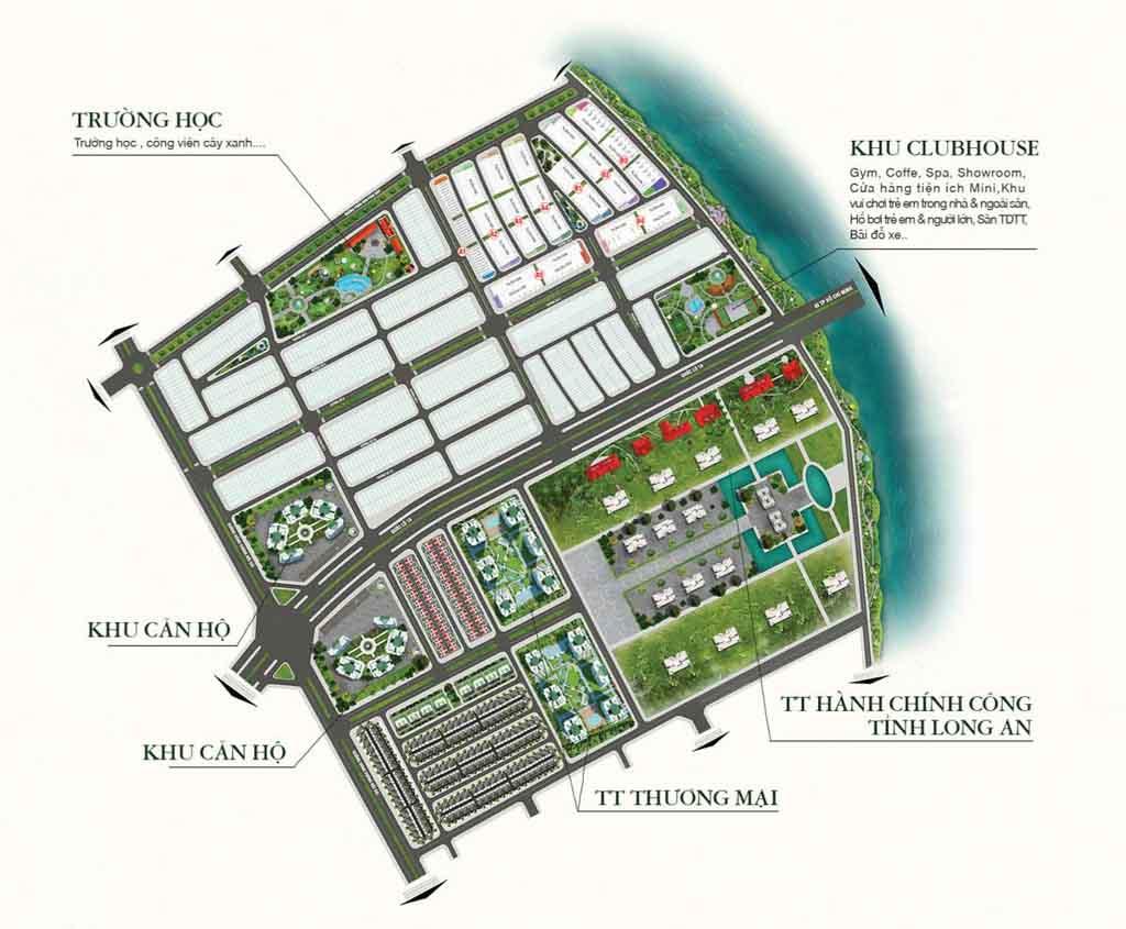 mat bang tong the du an la villa green city
