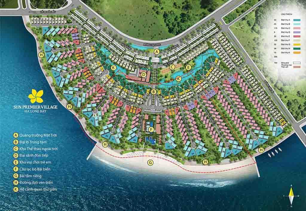 mat bang tong the sun grand city feria ha long