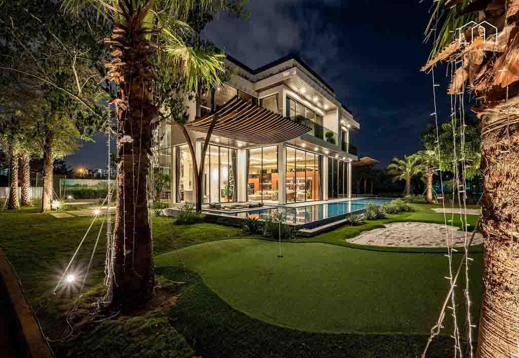 ngoai that pga golf villas
