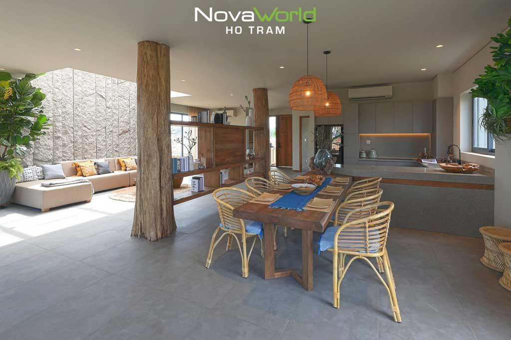Giá bán Novaworld Hồ Tràm bao nhiêu?