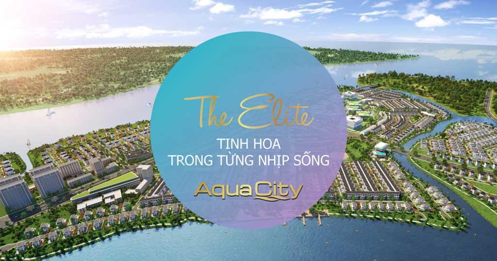 The Elite 1 Aqua City