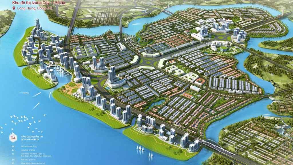 Có nên đầu tư Izumi City không?
