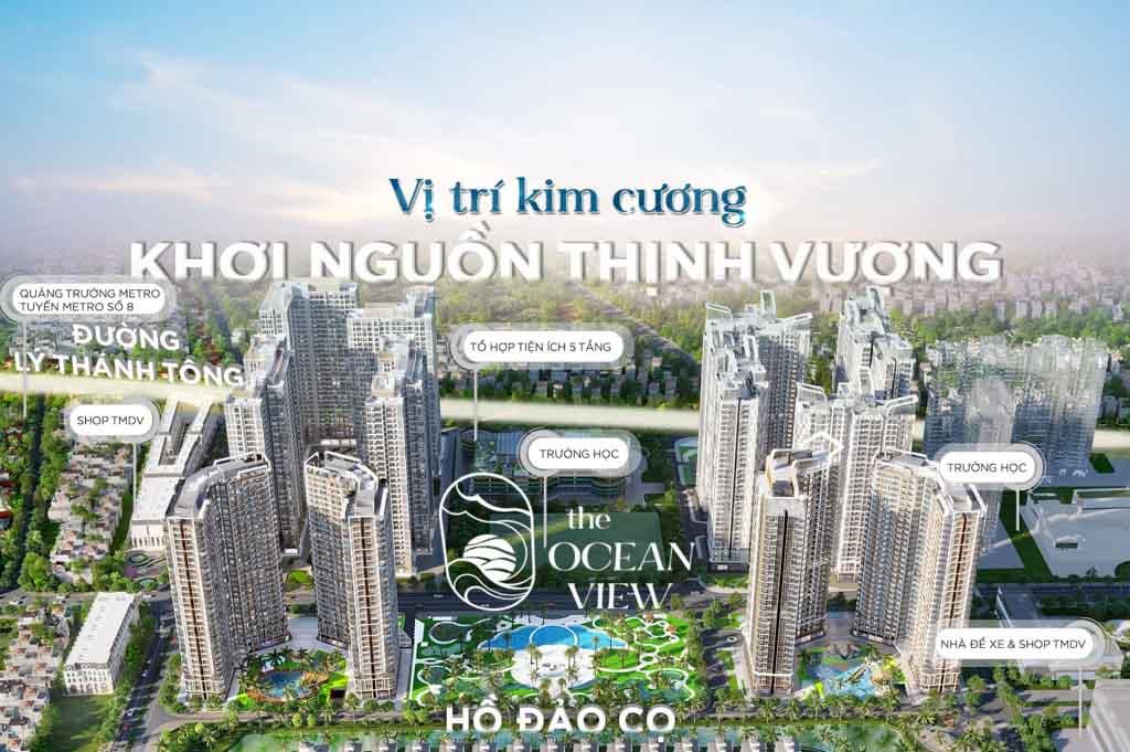 The Ocean View Vinhomes Ocean Park