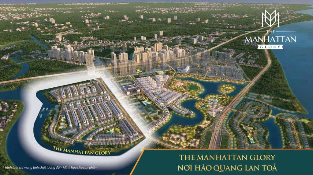 phoi canh the manhattan glory