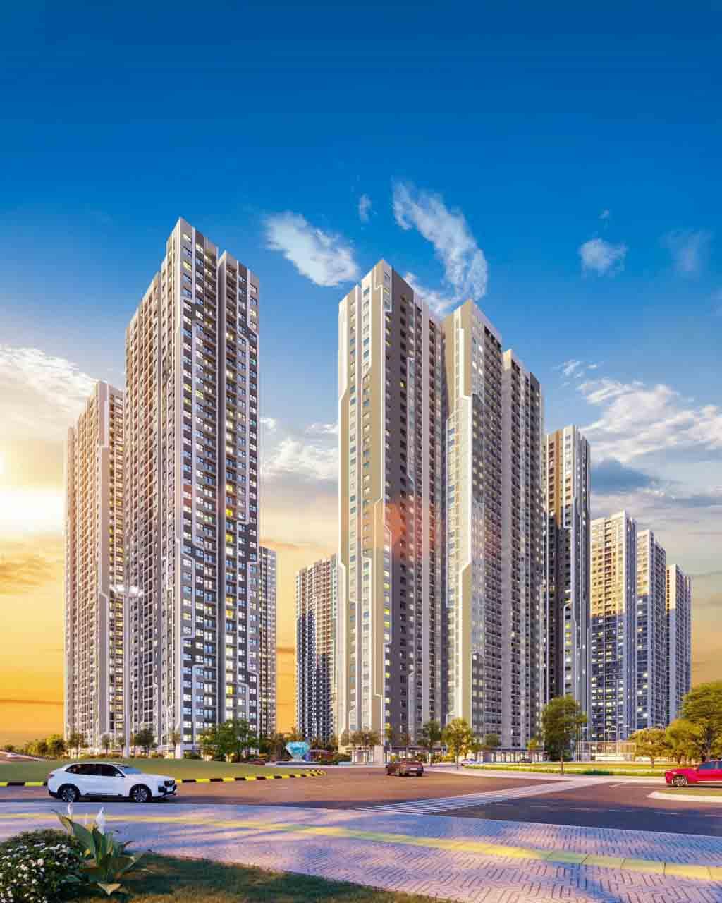 The Miami Vinhomes Smart City