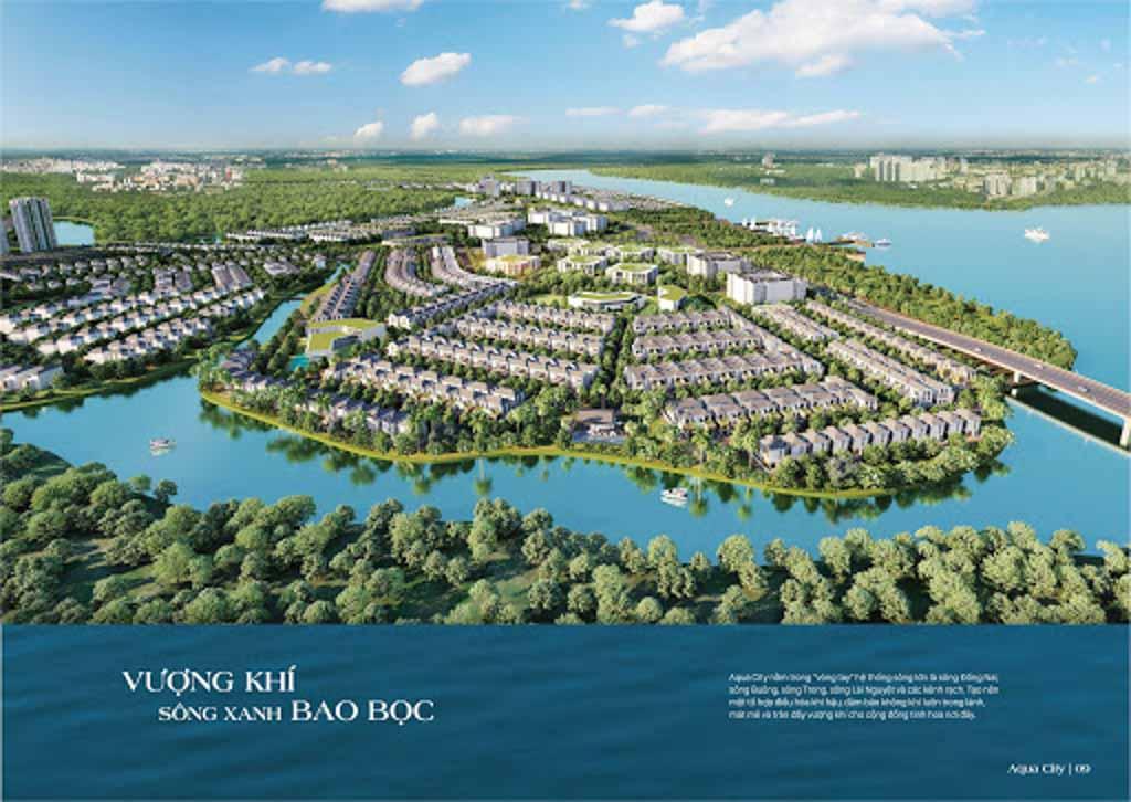 Có nên mua The Suite Aqua City không?