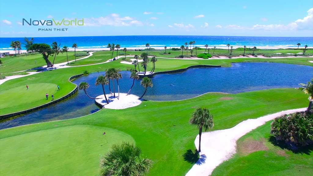 Sân Golf PGA Phan Thiết ở đâu?