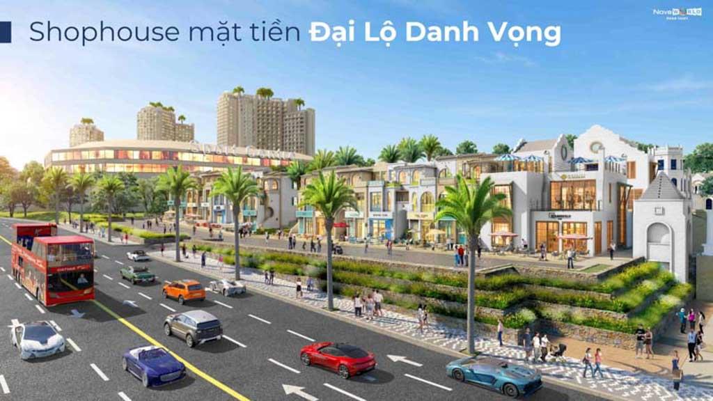 Có nên mua đầu tư Shophouse Santa Monica không?
