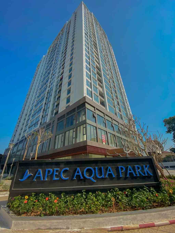 Tiến độ Apec Aqua Park Bắc Giang cập nhật năm 2021