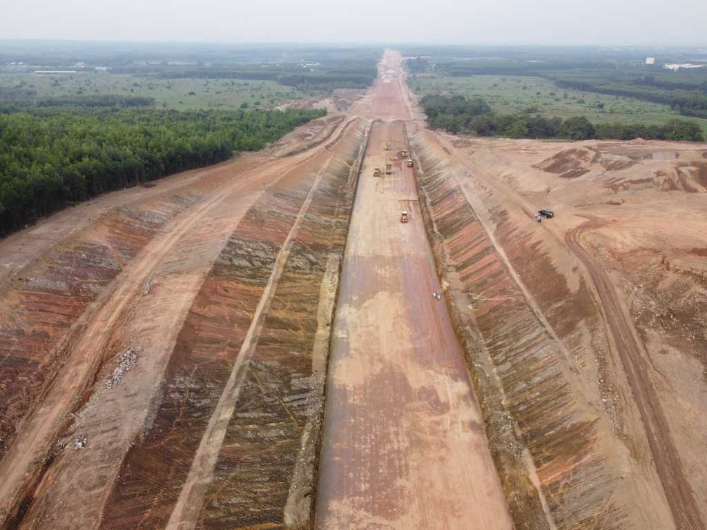 Cao tốc Phan Thiết - Dầu Giây - Tiến độ mới nhất năm 2021