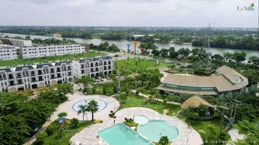 tien do khu do thi la villa green city