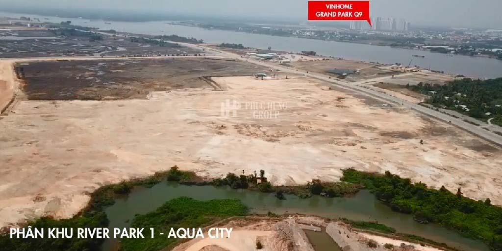 tien do river park aqua city