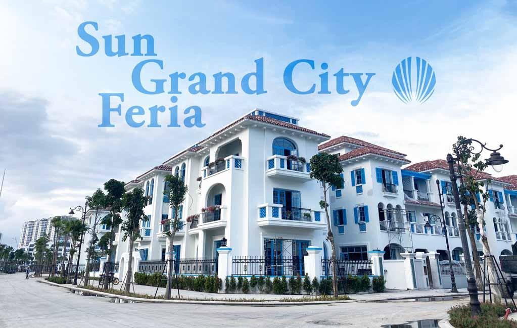 Tiến độ Sun Grand City Feria Hạ Long năm 2021