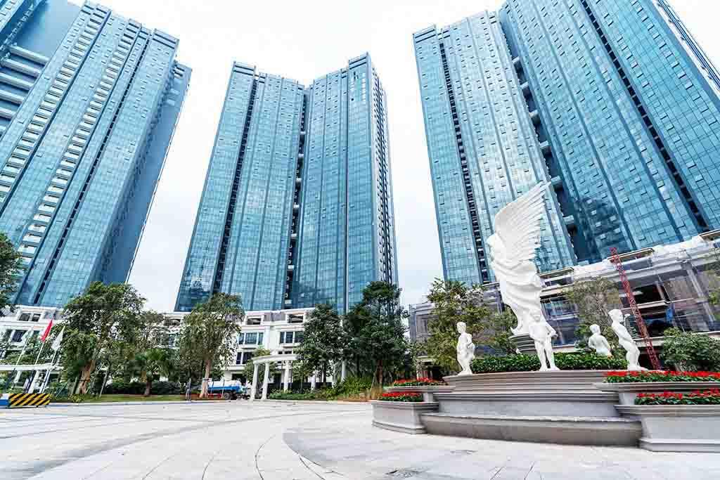 Tiến độ Sunshine City Hà Nội cập nhật năm 2021
