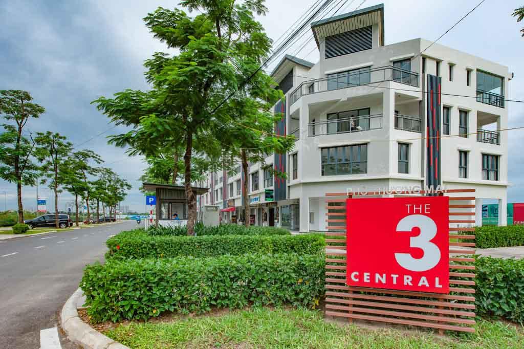 Tiến độ The Three Central cập nhật năm 2021