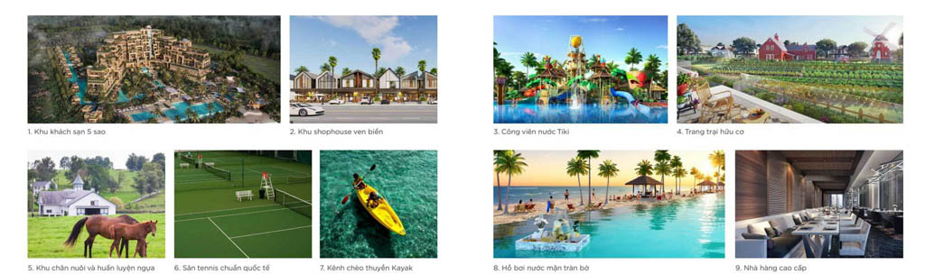 tien ich happy beach villas novaworld ho tram