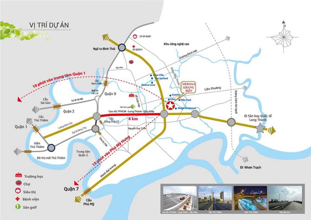 Vị trí Armena Khang Điền ở đâu? Có gì tiềm năng?