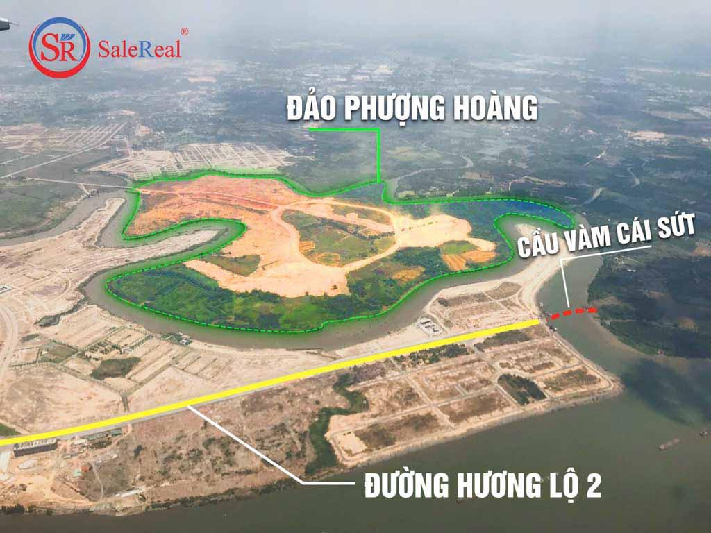 Vị trí Đảo Phượng Hoàng nằm ở đâu? Tiềm năng tăng giá là gì?