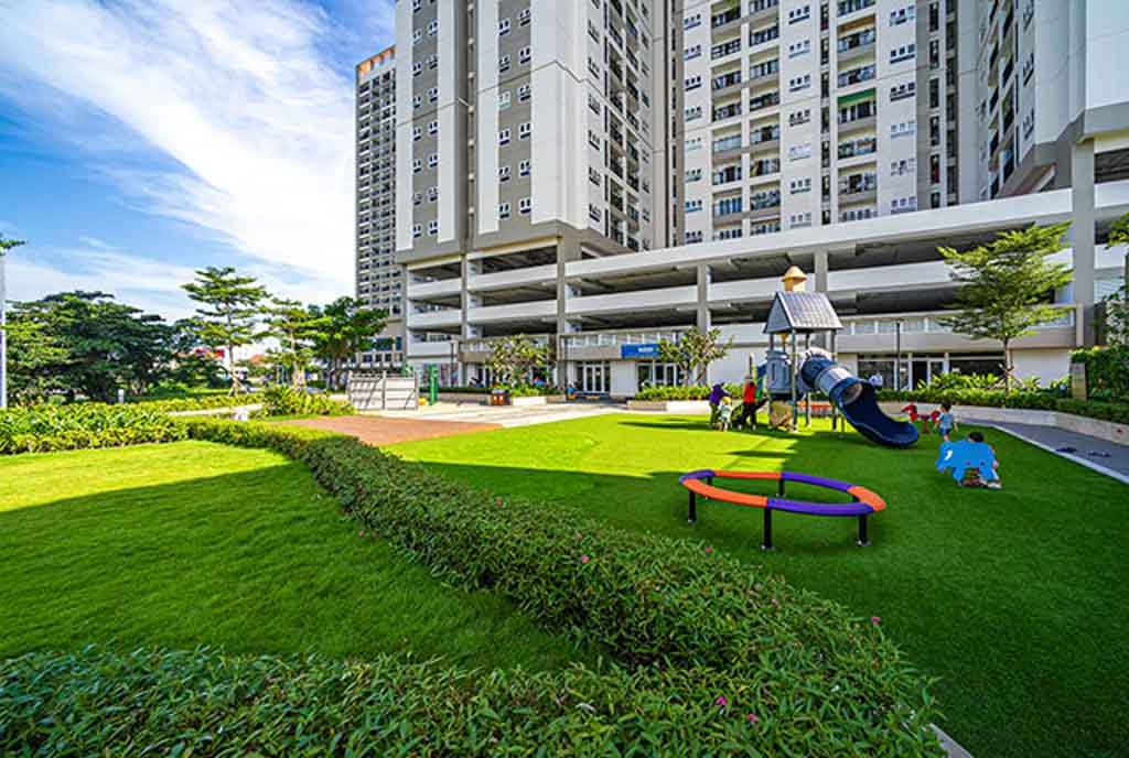 cong vien richmond city