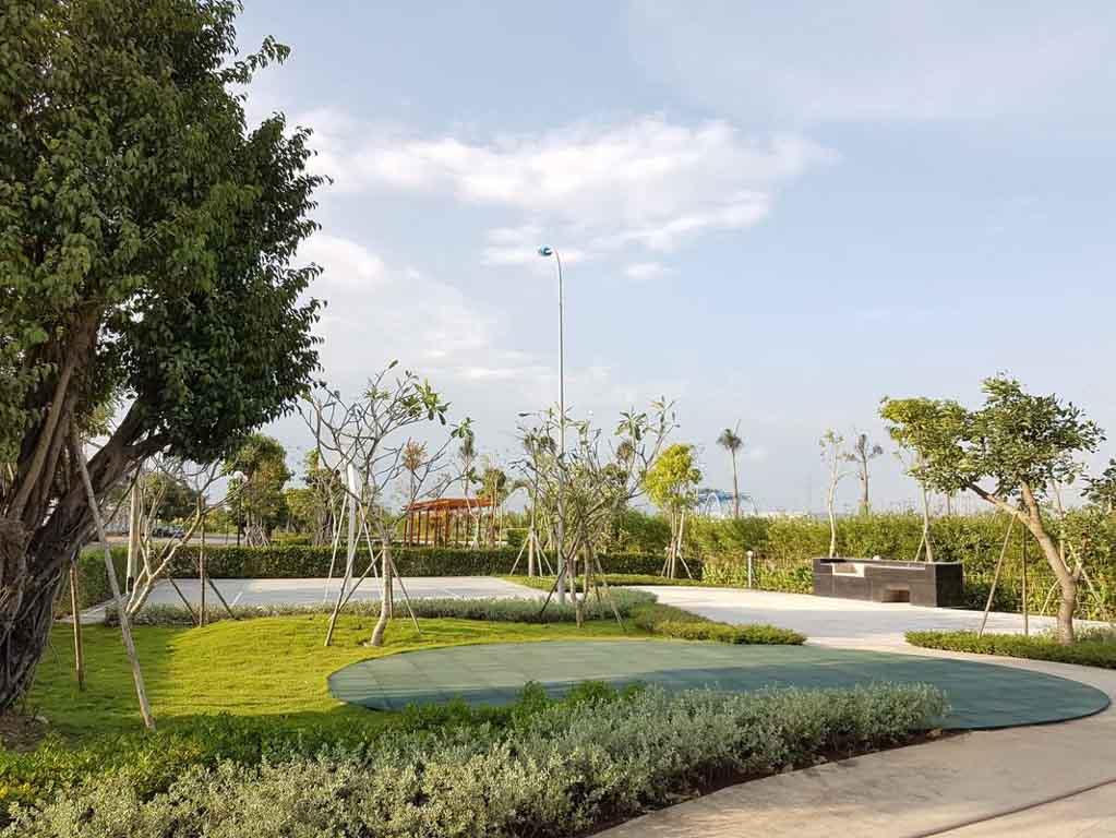 Thực tế dự án River Park cập nhật 2021