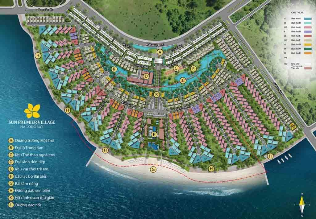 mat bang sun premier village