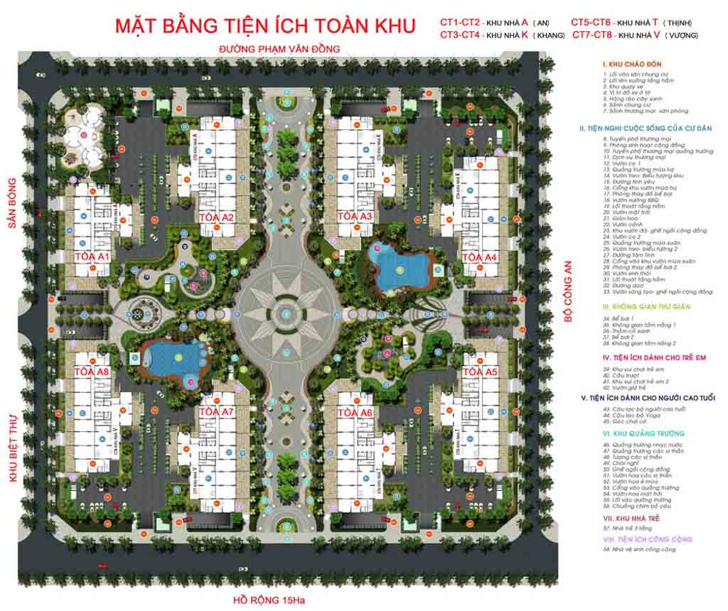 mat bang tong the an binh city