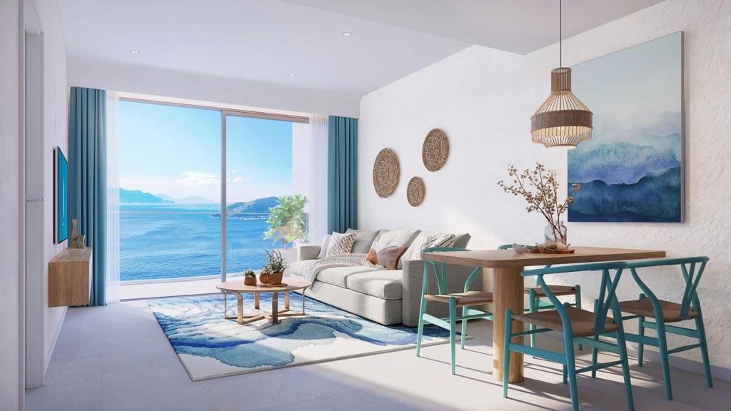 Giá bán căn hộ AnCruising Nha Trang bao nhiêu?
