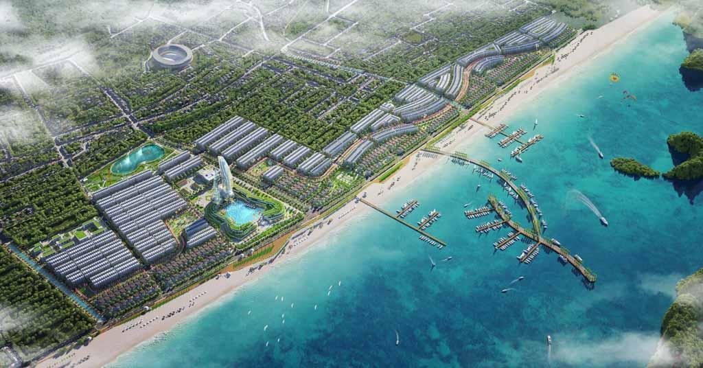 phoi canh green dragon city