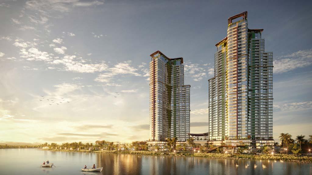 phoi canh the landmark swanlake residences