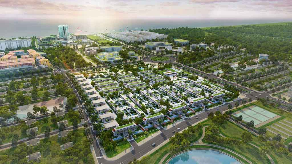 phoi canh sailing club residences ha long bay