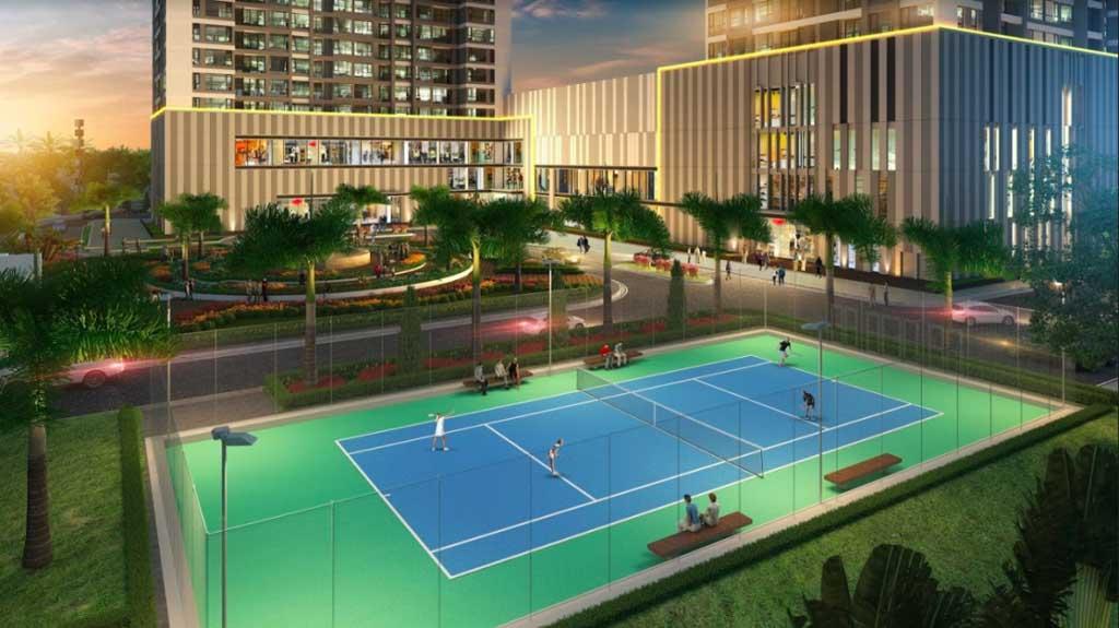 san tennis saigon mystery villas