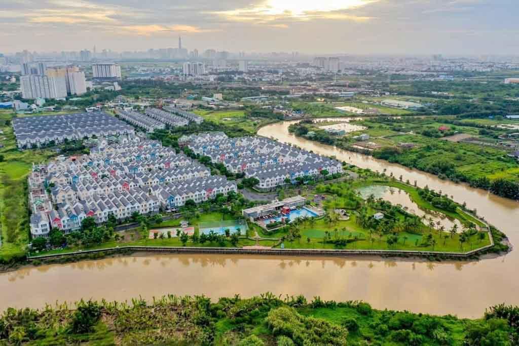 Thực tế Park Riverside cập nhật 2021